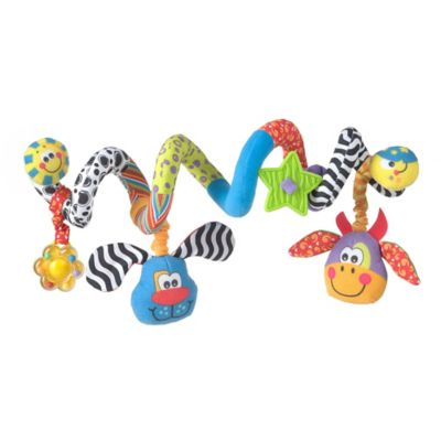 Playgro™ Puppy and Cow Twirly Whirly Activity Toy