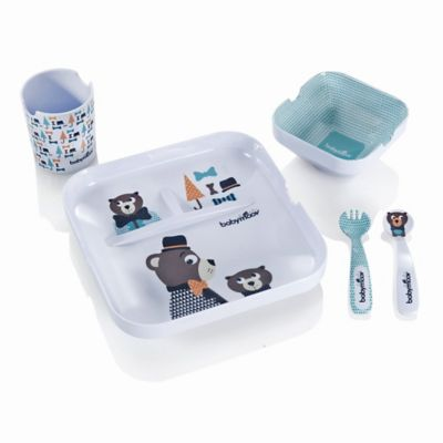 babymoov® 5-Piece Lunch Feeding Set in Lovely Bear