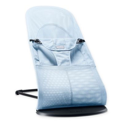BABYBJORN® Bouncer Balance Soft in Ice Blue Fish/Mesh