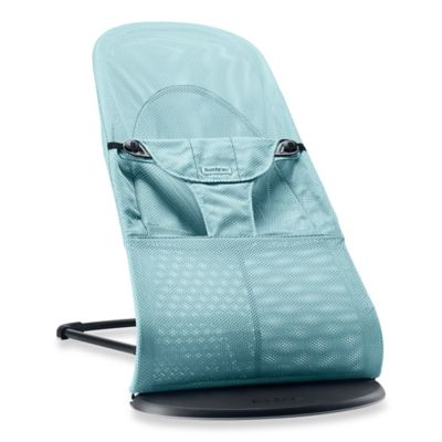 BABYBJORN® Bouncer Balance Soft in Turquoise Turtle/Mesh