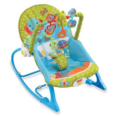 Fisher-Price® Elephant Friends Infant-to-Toddler Rocker