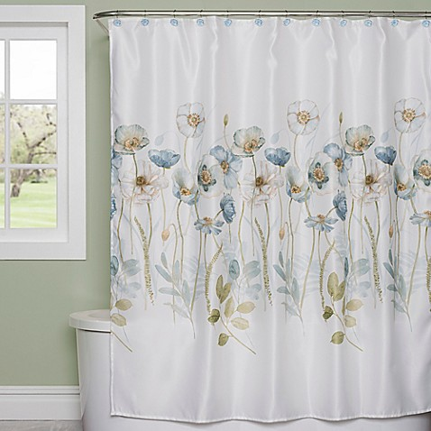 garden melody shower curtain bed bath amp beyond anthology scarlet shower curtain bed bath amp beyond