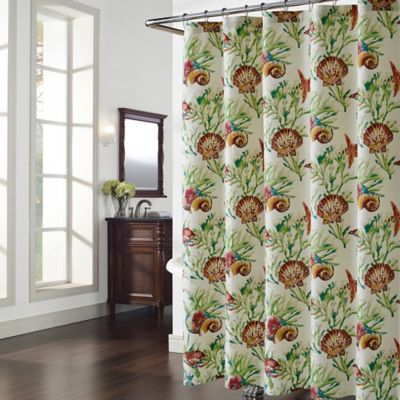 Spinnaker Bay Shower Curtain