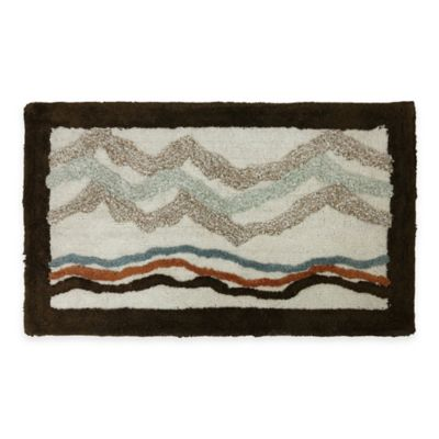 Mountainview 20-Inch x 33-Inch Bath Rug