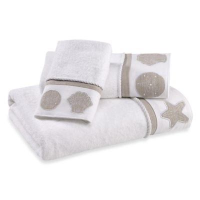 Seaside Bliss Hand Towel