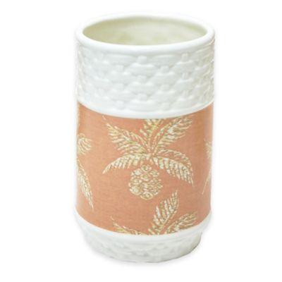 Pineapple Paradise Porcelain Tumbler