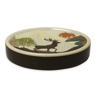 Mountainview Ceramic Soap Dish