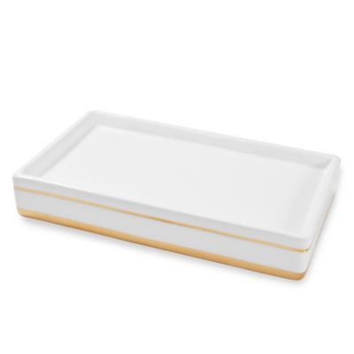 Georgi Ceramic Guest Towel Tray