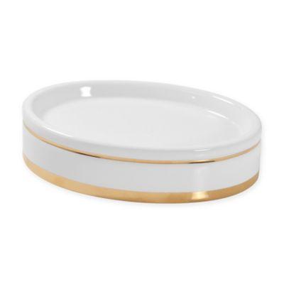 Georgi Ceramic Soap Dish
