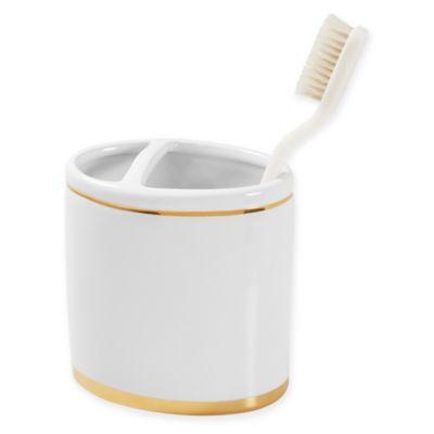 Georgi Ceramic Toothbrush Holder