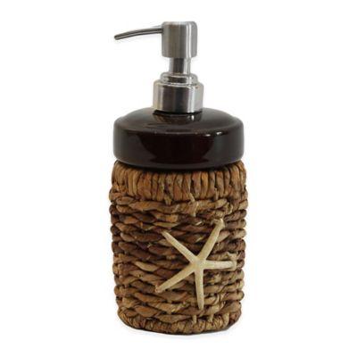 Starfish Woven Lotion Pump