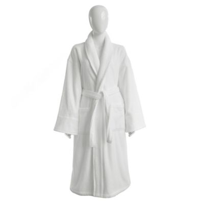 Wamsutta® Small/Medium Turkish Cotton Luxury Robe in White