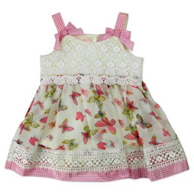 Nannette Baby Bodysuit Dress