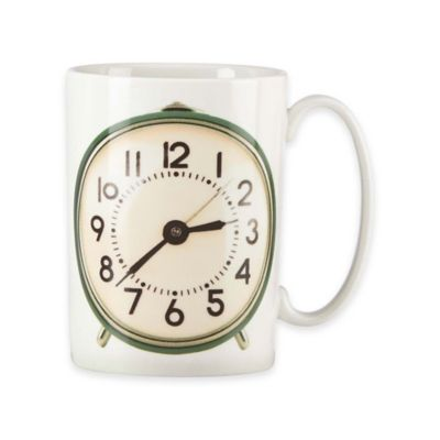 kate spade new york Snap Happy™ Alarm Clock Mug