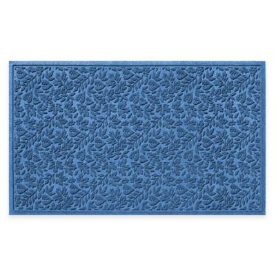 Weather Guard™ Fall Day 32-Inch x 56-Inch Floor Mat in Medium Blue
