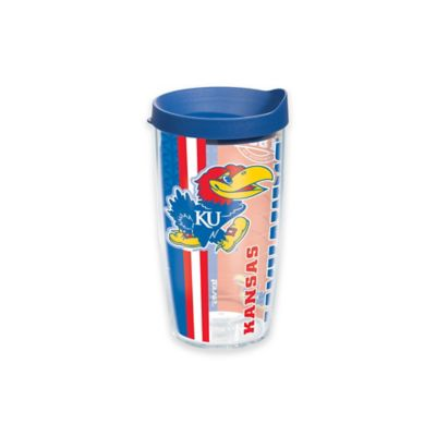 Tervis® University of Kansas Jayhawks 16 oz. Pride Wrap with Lid