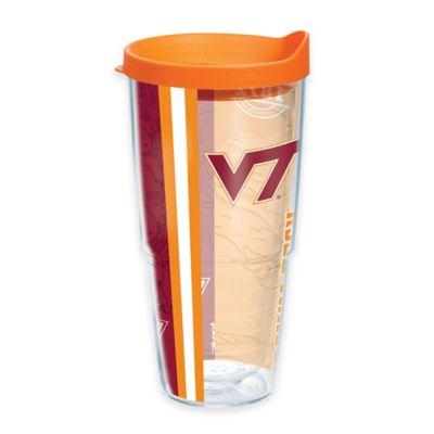 Tervis® Virginia Tech Hokies 24 oz. Pride Wrap with Lid