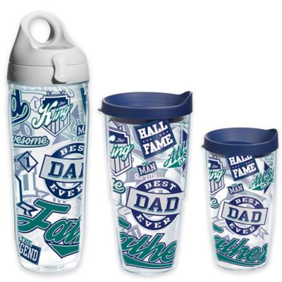 Tervis® Super Dad Logos 16 oz. Wrap Tumbler with Lid