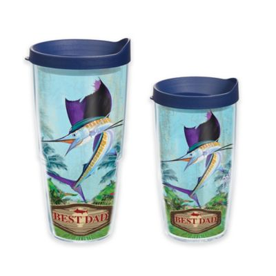 Tervis® Guy Harvey® Best Dad 16 oz. Wrap Tumbler with Lid