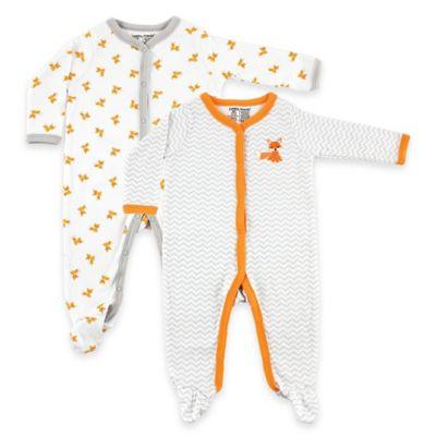 White/Orange Baby & Kids