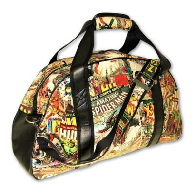Marvel Comic Retro Gym Bag