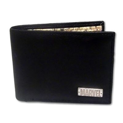 Marvel Comic Retro Wallet with Inside Print