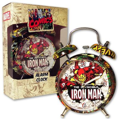 Iron Alarm Clocks