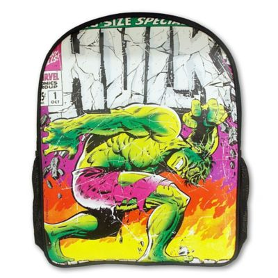 Marvel Comics Close-up Hulk Backpack