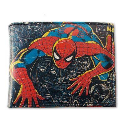 Marvel Comics® Close-up Spider-Man™ Wallet