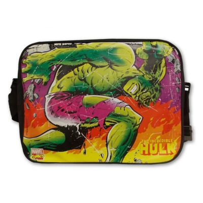 Marvel Comics Close-up Hulk Messenger Bag