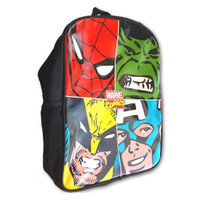 Marvel Face Off Backpack