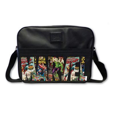 Marvel Comics Logo Messenger Bag