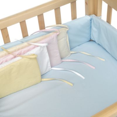 bb Basics Cradle Bumper in Blue