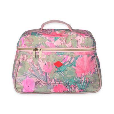 Oilily® Flower Field Beauty Bag in Melon