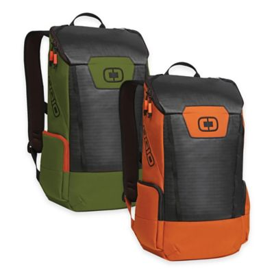 Green Luggage Backpacks