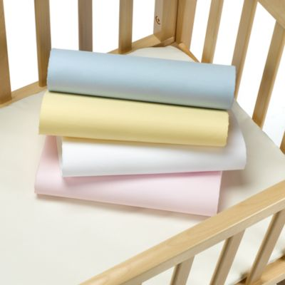 bb Basics Cradle Sheet in Ivory