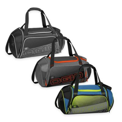OGIO 2X Endurance Duffle Bag in Black/Silver