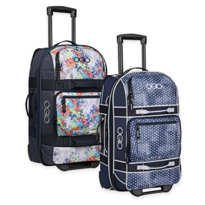 OGIO Layover Rolling Duffle Carry On in Snapdragon