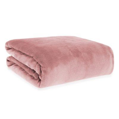 Mauve Throw Blankets