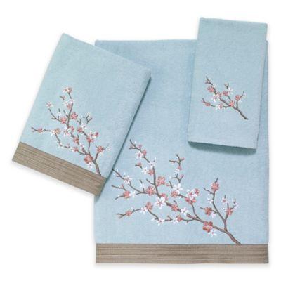 Spring Cotton Bath Towels