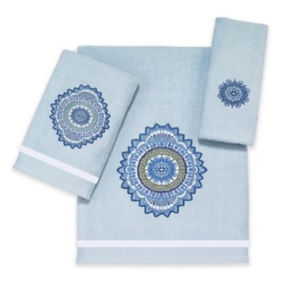 Hand Towels With Fringes