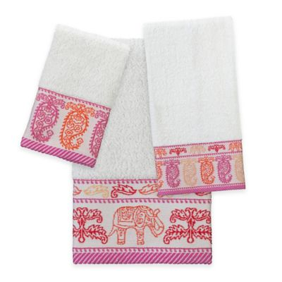Silk Towels