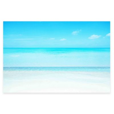 Parvez Taj Layers 60-Inch x 40-Inch Canvas Wall Art