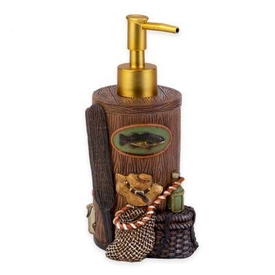 Avanti Rather Be Fishing Lotion Dispenser