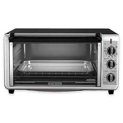 Black Decker Extra Wide Toaster Oven Www