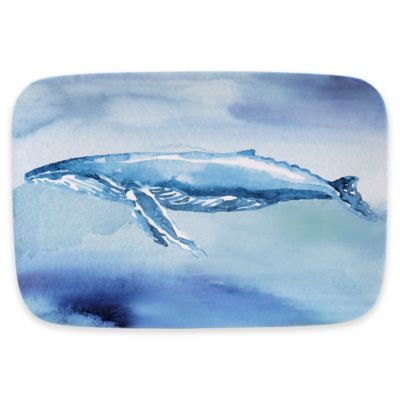 Certified International Sea Life 14-Inch Rectangular Platter