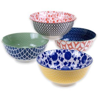 Dishwasher Safe Mix and Match Bowls