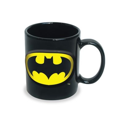 Black Batman Mug