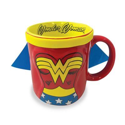 Blue Woman Mug