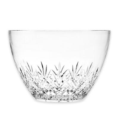Godinger Dublin Reserve 8-Inch Crystal Bowl